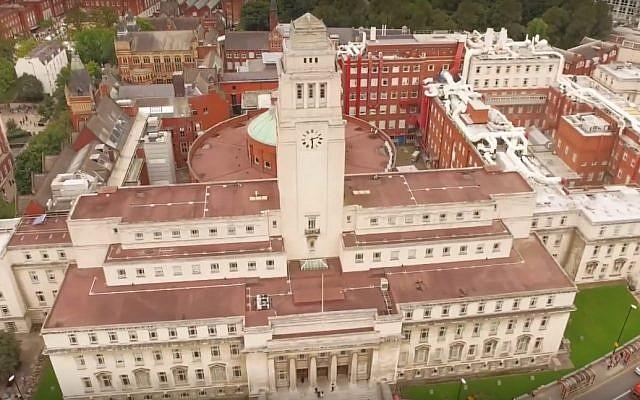 Capture d'écran d'une vidéo de l'université de Leeds (YouTube).
