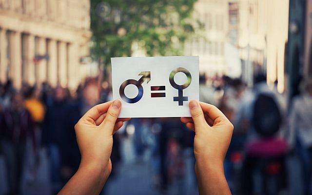 Illustration : égalité des genres. (Crédit : Bulat Silvia Getty Images)