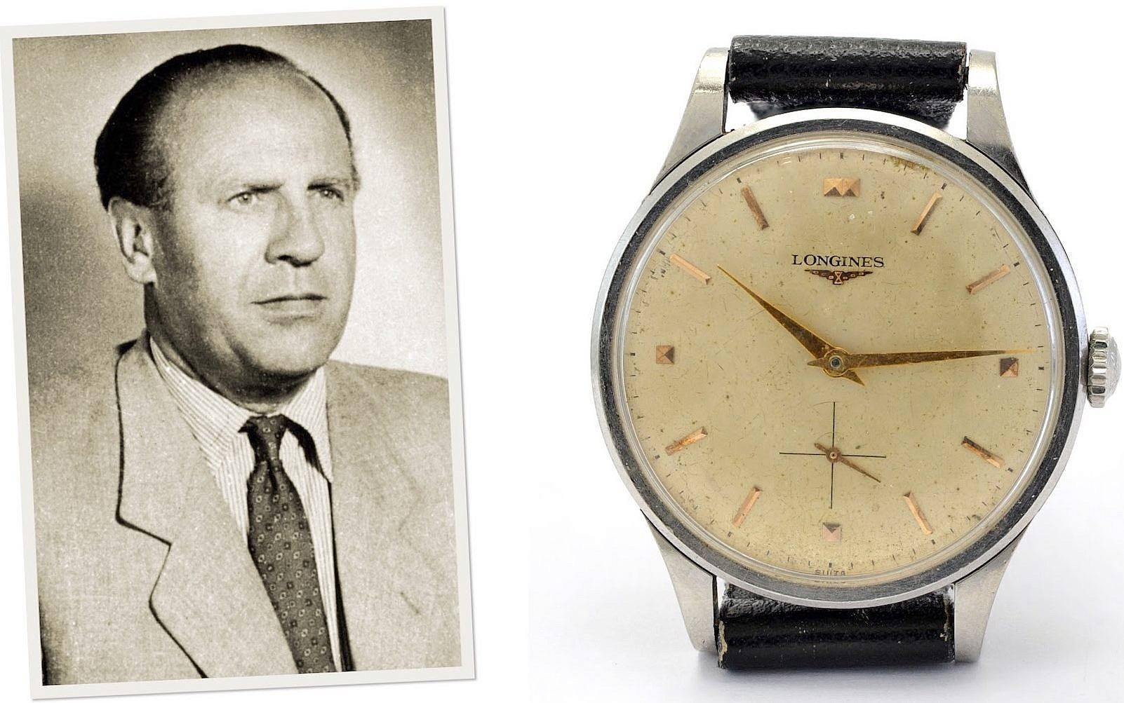 70498c66847 Des objets personnels d Oskar Schindler vendus aux enchères