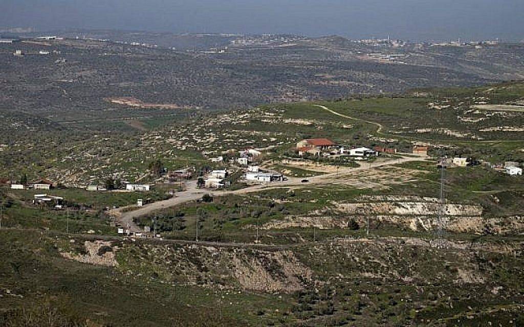 Défense : Les Juifs doivent pouvoir acheter des terres en Cisjordanie
