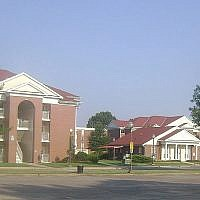 Le Campus d'Arkansas Tech (Crédit : CC-BY SA Zscout370/Wikimedia Commons)