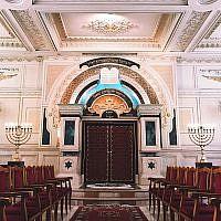 La synagogue Beth-El de Casablanca, au Maroc. (Crédit photo : Wikipédia / CC BY SA 4.0)
