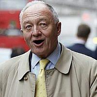 L'ancien maire de Londres, Ken Livingstone. (AP Photo/Kirsty Wigglesworth)