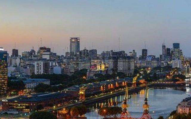Buenos Aires. (CC-BY-SA Patricio Dünkler/Wikipedia)