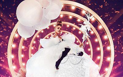 """Jennifer Lopez sera à Tel Aviv le 1er août dans le cadre de sa tournée mondiale """"It's My Party"""". (Autorisation)"""