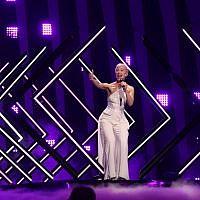 La performance du Reyaume-Uni lors de l'Eurovision 2018 avait été interrompue par un manifestant. (Crédit : Dewayne Barkley/CC BY-SA 4.0)