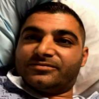 Almog Peretz, un Israélien blessé dans une fusillade survenue dans une synagogue du mouvement Habad à Poway, en Californie, le 27 avril 2019. (Capture d'écran: Douzième chaîne)