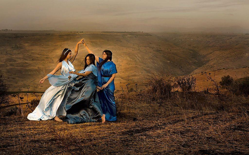 Les filles de Job (© Dikla Laor)