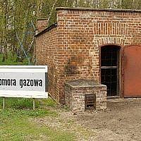 Chambre à gaz Stutthof