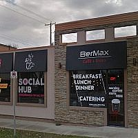 BerMax Caffé et Bistro à Winnipeg, Manitoba. (Capture d'écran Google Street)