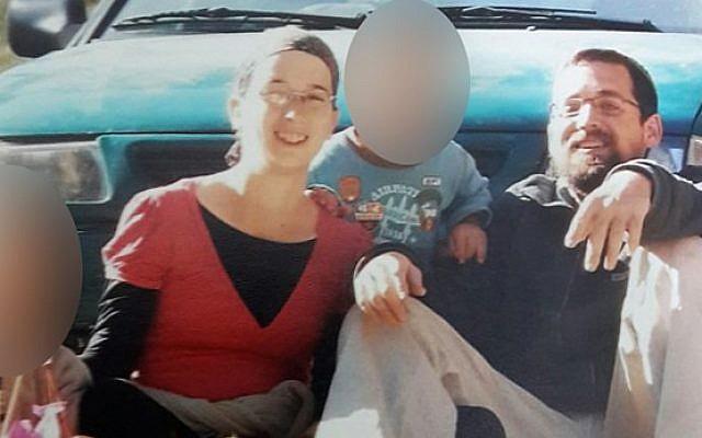 Naama et Eitam Henkin, qui ont été tués dans une attaque terroriste le 1 octobre 2015.