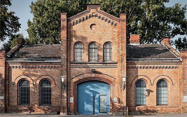 La prison de Ploetzensee à Berlin le 17 décembre 2019.(CC BY-SA Wikimedia commons)