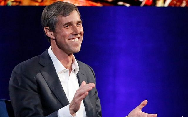Beto O'Rourke, jeune espoir des candidats démocrates à la primaire aux Etats-Unis. (Capture d'écran : FOX NEWS)