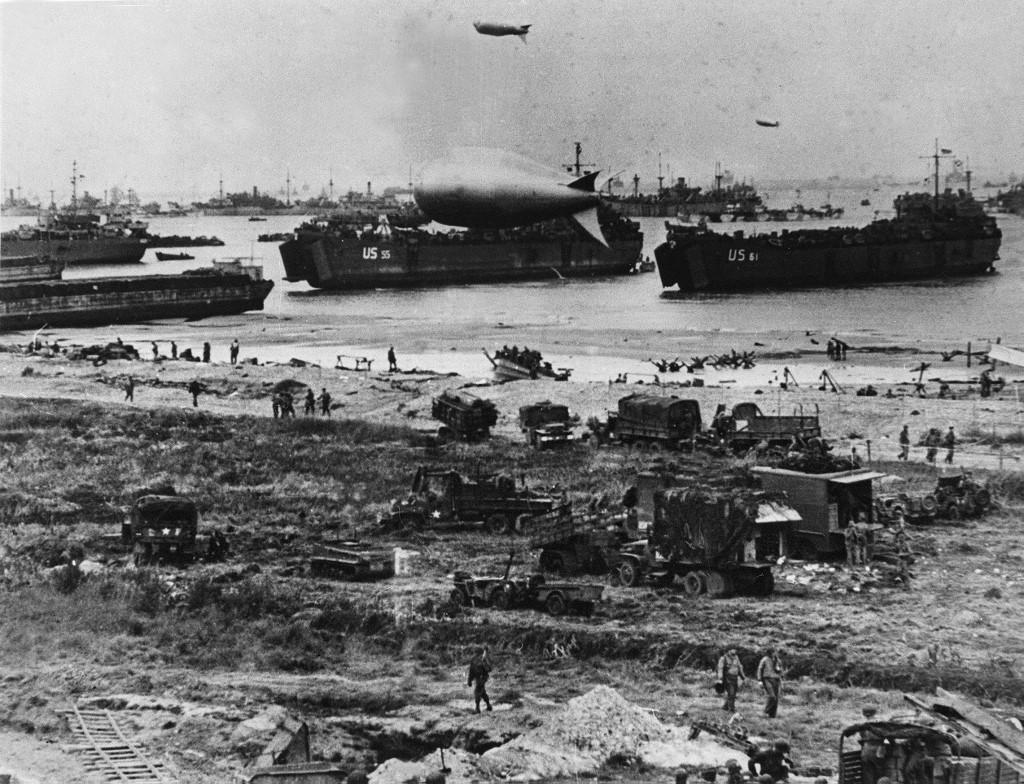 Du Debarquement En Normandie A La Liberation De Paris The Times Of Israel