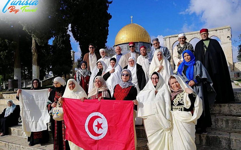 Un syndicat tunisien condamne des voyages organisés en Israël depuis la Tunisie