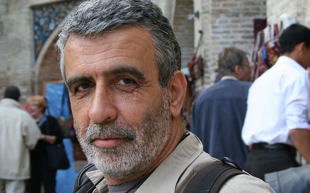 L'archéologue israélien, le professeur Israel Finkelstein. (Argonaute, CC-BY-SA, via wikipedia)
