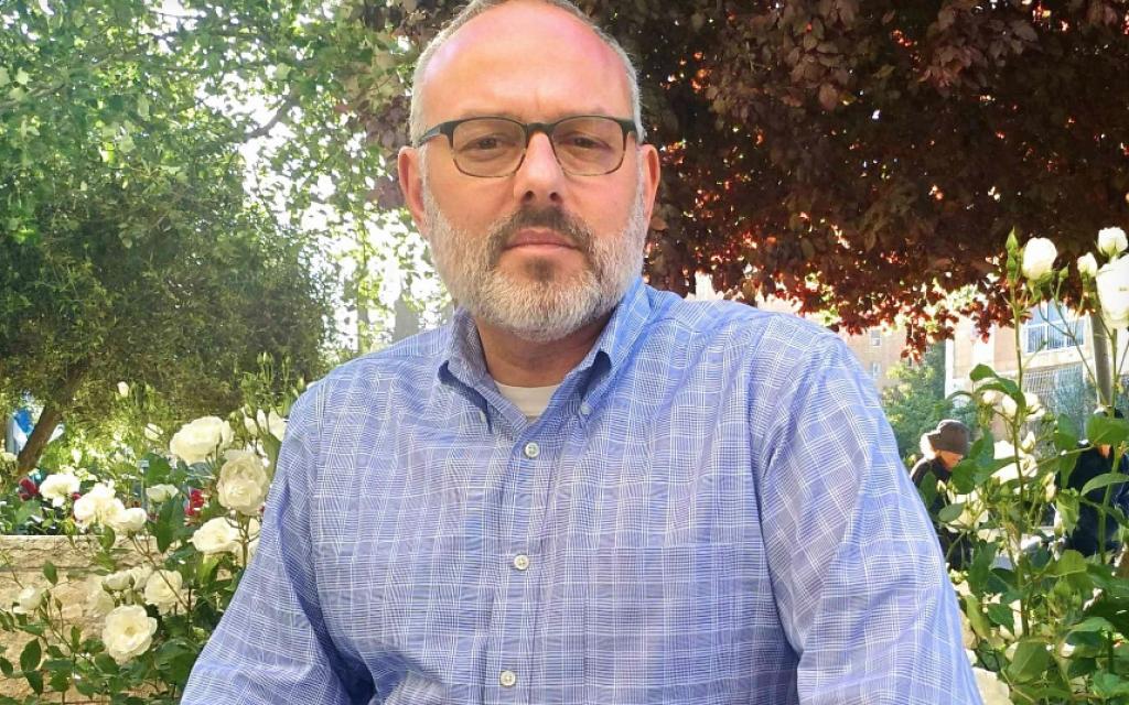 Jeff Finkelstein, président et directeur général de la Jewish Federation of Greater Pittsburgh. (Autorisation)