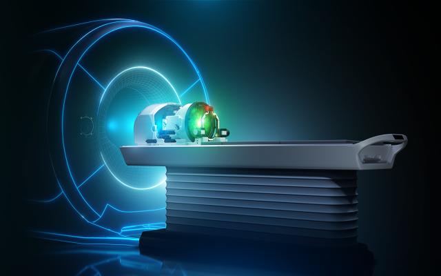 La start-up israélienne Insightec a mis au point un casque qui permet de traiter certaines zones du cerveau par ultrasons pour traiter les symptômes du tremblement essentiel ou de Parkinson/ (Autorisation)