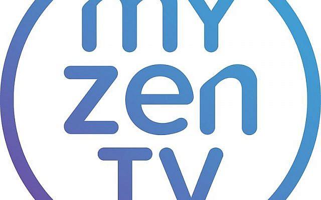 Logo de la chaîne MyZen TV (Crédit : Louis Pipart/CC BY-SA 4.0)