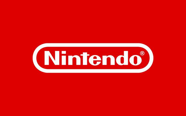 Le logo de la marque Nintendo.