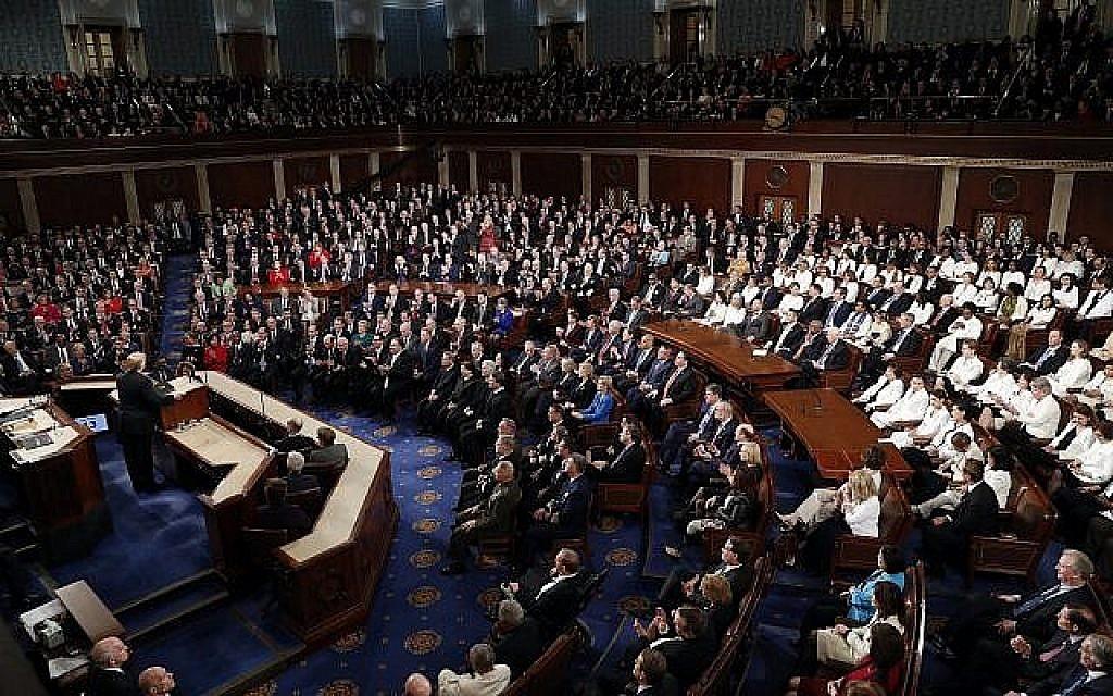 Le Congrès à Trump: protégez Israël alors que la guerre civile syrienne s'achève
