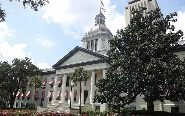 Le bâtiment du capitol de Floride. (Michael Rivera/Wikipedia/CC BY-SA)