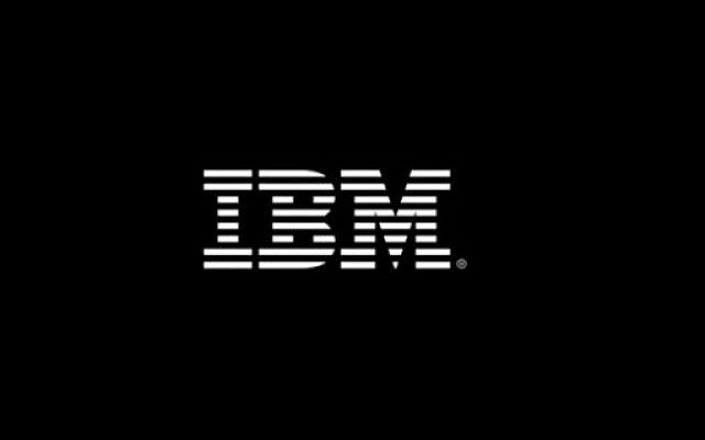 Le logo IBM (Capture d'écran YouTube)
