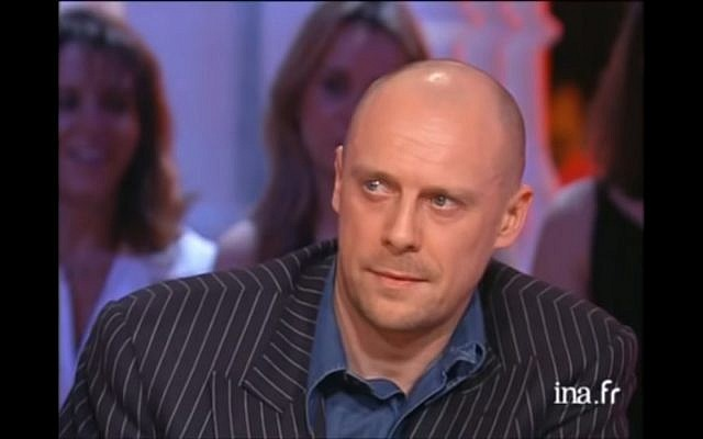 Alain Soral. (Crédit : Archives INA via YouTube)