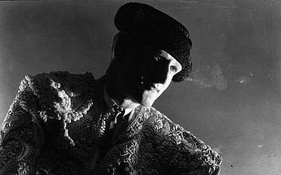 Sidney Franklin a été le premier Américain à devenir matador (Crédit :  Edward Steichen/Condé Nast via Getty Images and JTA)