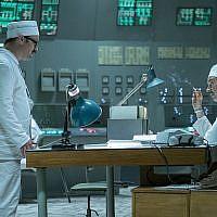 """Un extrait de la nouvelle mini-série de HBO, """"Tchernobyl"""". (Liam Daniel/HBO)"""