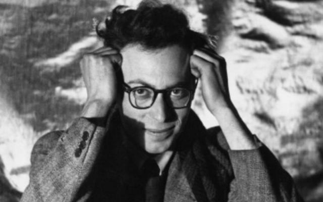 Adolfo Kaminsky, autoportrait. (Crédit photo : Adolfo Kaminsky / MAHJ)