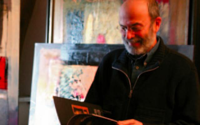 L'artiste Charles Goldstein présente actuellement à l'espace Saint-Jean de Melun (Seine-et-Marne) une exposition composée de cent peintures «contre la barbarie». (Crédit photo : goldstein-charles.fr)