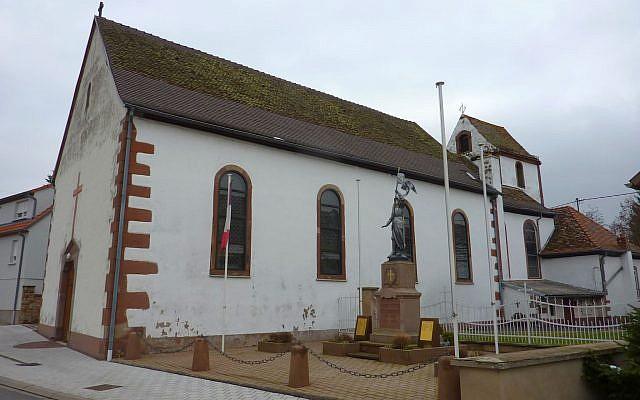 L'église Saint-Pierre et Saint-Paul de Thal-Marmoutier. (Crédit photo : Chris06/ Wikipédia / CC BY-SA 4.0)