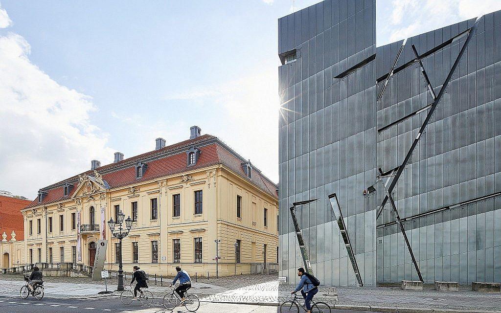 Le Musée Juif de Berlin. (Hufton Crow)