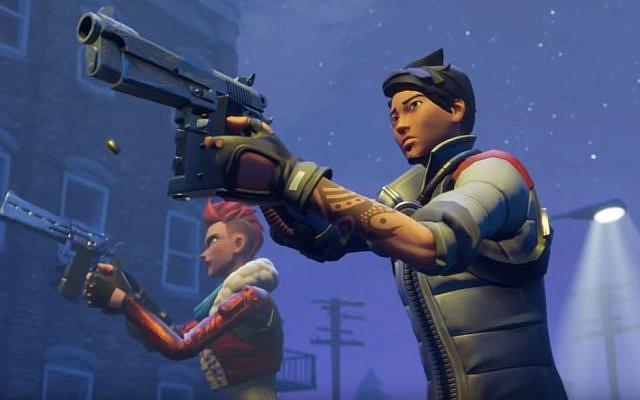 Une image du jeu Fortnite développée par Epic Games, un développeur américain de jeux vidéos. (Capture d'écran YouTube)