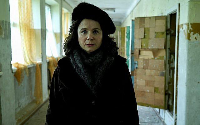 """Extrait de la nouvelle mini-série de HBO, """"Tchernobyl"""". (Liam Daniel/HBO)"""