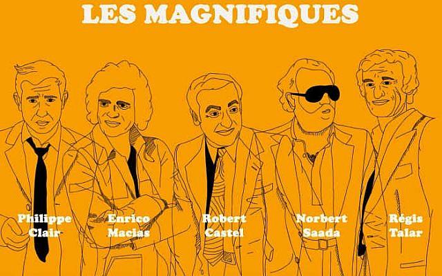 Le documentaire «Les Magnifiques», réalisé par Mathieu Alterman et Yves Azéroual et diffusé en décembre dernier par la chaine Paris Première, retrace le destin de 5 Nord-Africains qui ont quitté leur région natale à 20 ans et qui, peu après, des années 1960 à 1980, ont révolutionné la scène culturelle française.