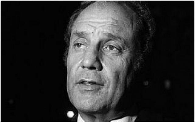 Le rabbin américain Marshall Meyer, en avril 1984. (CC BY-SA Wikimedia Commons)
