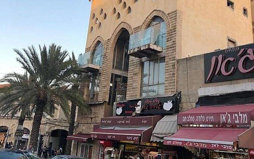 Jaffa: des touristes choqués par un hôtel qui s'avère être un immeuble en ruines