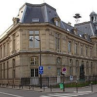 La mairie du 16e arrondissement de Paris. (Crédit photo : Ralf.treinen / Wikimedia / CC BY-SA 3.0)