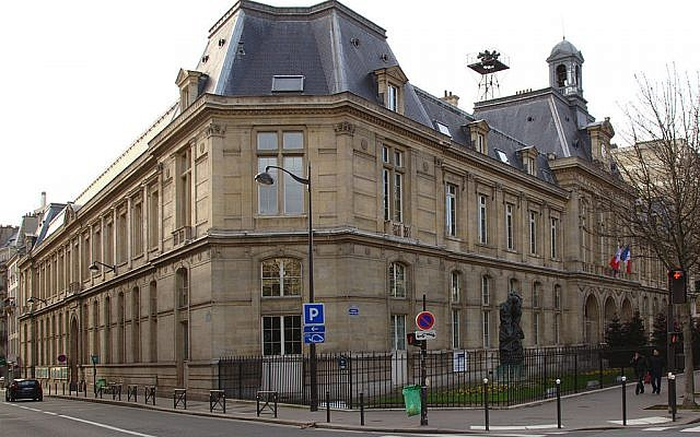 La mairie du 16e arrondissement de Paris. (Crédit photo : Ralf.treinen / Wikimedia / CC BY-SA 3.0)