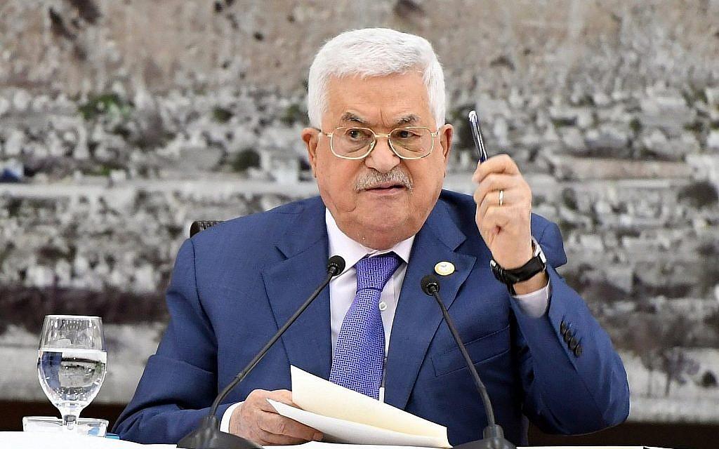 Dans des propos à huis-clos, Abbas fustige l'abstention des Arabes israéliens