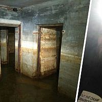 Un site souterrain, qui pourrait être un ancien hôpital nazi, découvert en Belgique. (Photo : Krant van West-Vlanderen / Christophe Lefebvre)