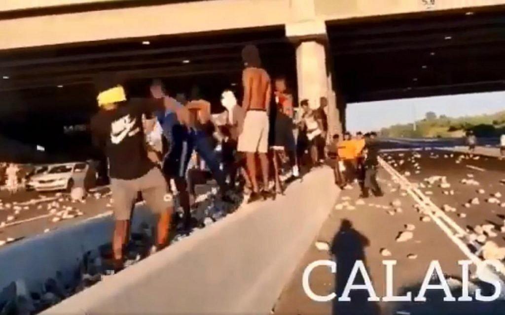 Calais songe à porter plainte après la diffusion d'une fausse vidéo