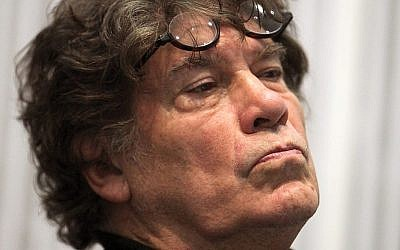 Pierre Péan (Crédit : Wikipédia)