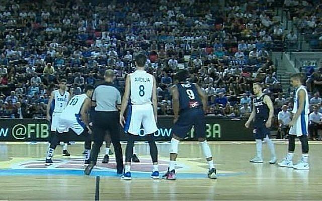 02cca19869353 Israël conserve son titre de champion d'Europe de basketball des ...