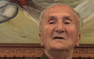 L'ancien maire de Naplouse Bassam Shakaa (Capture d'écran: YouTube)