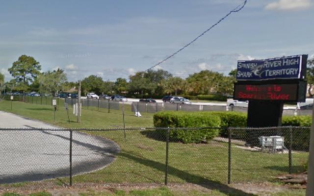 Spanish River Community High School. (Crédit : Ggoogle street view)