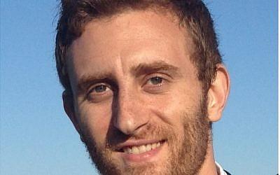 Max Berger, co-fondateur de IfNotNow. (Autorisation)