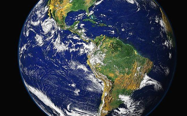 La planète Terre (Crédit : domaine public/Pixabay)